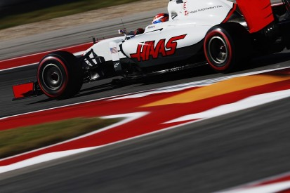 Haas F1 team changes brake material for Mexican GP