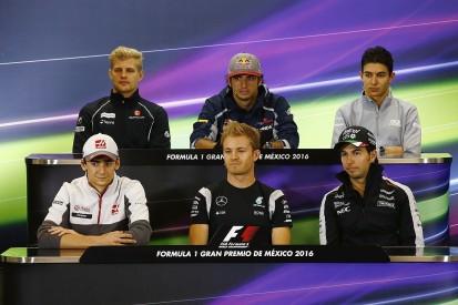 Mexican Grand Prix FIA Thursday press conference full transcript