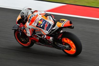 Malaysia MotoGP: Honda's Marquez leads Suzuki's Vinales in FP1