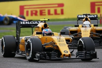 Hulkenberg signing adds to 'tense' Renault driver battle - Palmer