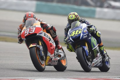 Relationship with MotoGP rival Rossi now 'professional' - Marquez