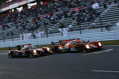 Will Stevens stays with G-Drive LMP2 squad for Shanghai WEC round