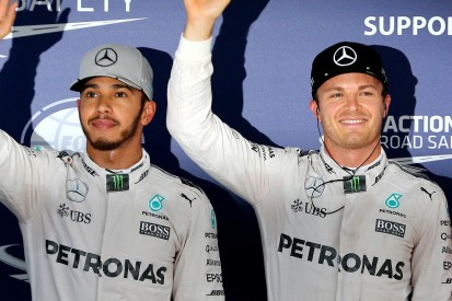 Lewis Hamilton and Nico Rosberg have 'easy-going' F1 dynamic