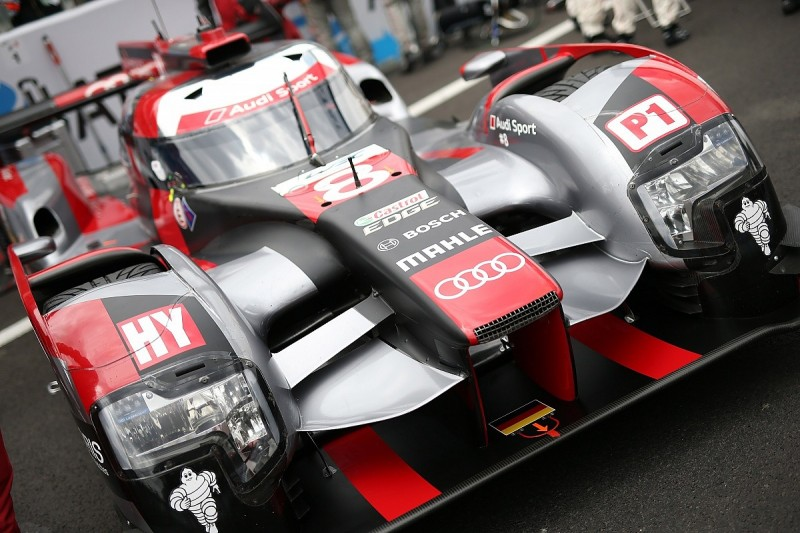 Audi quits WEC to focus on Formula E instead of LMP1
