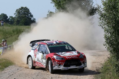 WRC's three-car teams rule change will hurt young drivers - Citroen