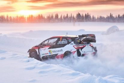Arctic-Rallye rückt als Ersatz für Schweden in den WRC-Kalender