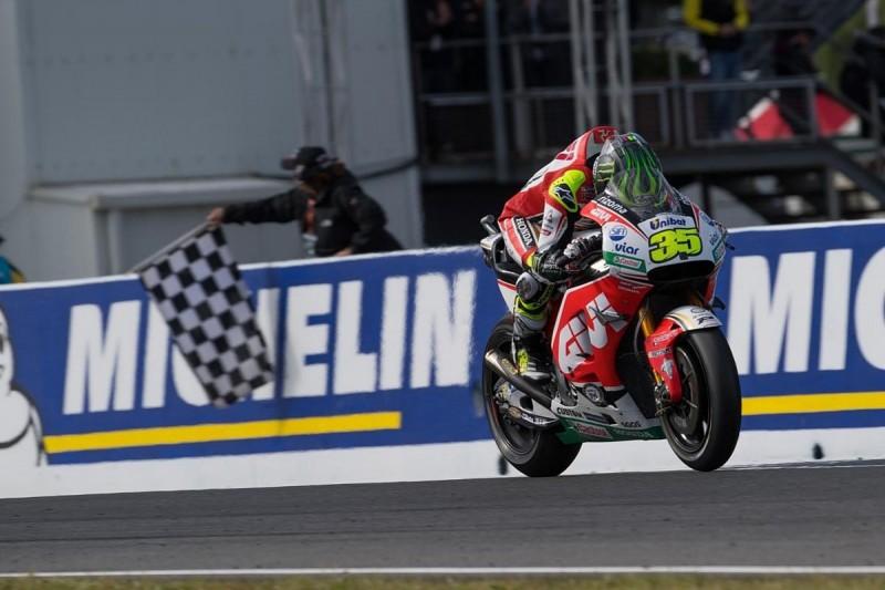 Cal Crutchlow 'planned to win' MotoGP's Australian Grand Prix