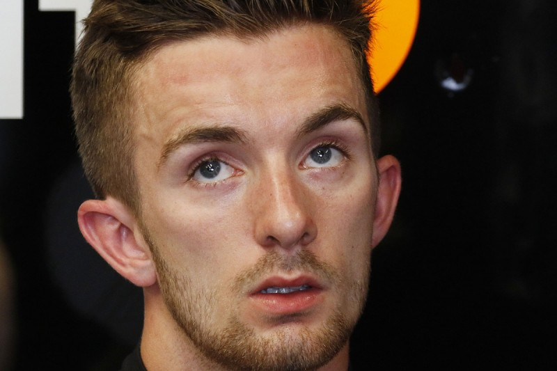 McPhee stays in Australia for treatment after violent Moto3 crash