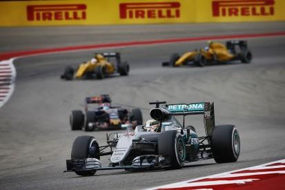 Lewis Hamilton feared repeat of F1 engine failure in US Grand Prix