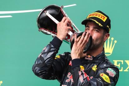 Daniel Ricciardo frustrated by F1 virtual safety car in US GP