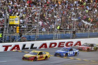 NASCAR Talladega: Joey Logano wins to progress in 2016 Chase