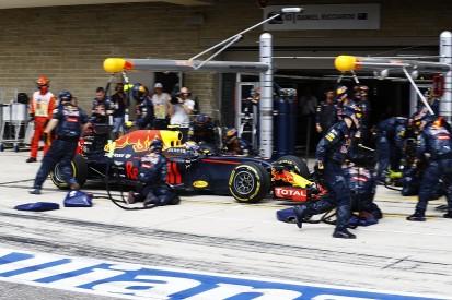 Red Bull F1 boss Horner explains Verstappen's US GP pitstop error