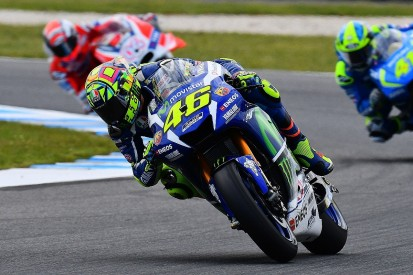 Rossi thought he'd catch Crutchlow and win MotoGP Australian GP