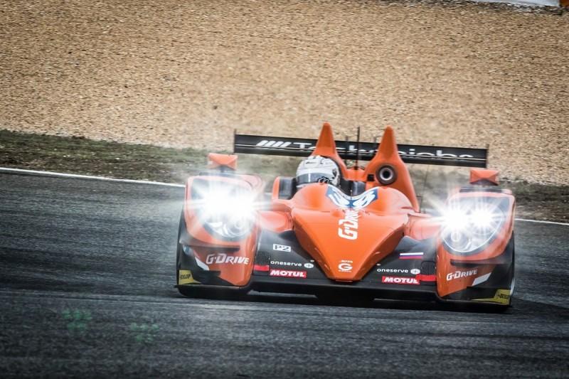 ELMS Estoril: Van der Garde seals championship in Jota Sport Gibson