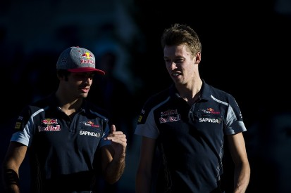 Daniil Kvyat feared he would lose his F1 drive for 2017