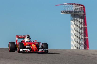 Ferrari can't explain lack of F1 pace at US Grand Prix - Vettel