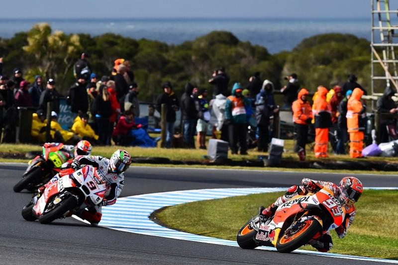 Australian MotoGP: Honda's Marquez fastest in FP3, Lorenzo last