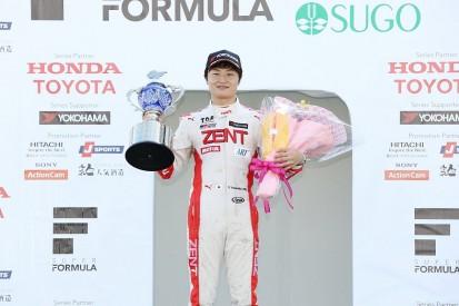 Japanese F3 champ Yamashita tipped as Macau GP dark horse