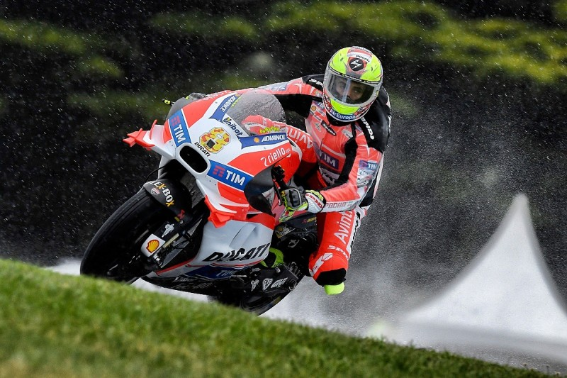 Australian MotoGP: Second Phillip Island practice washed out