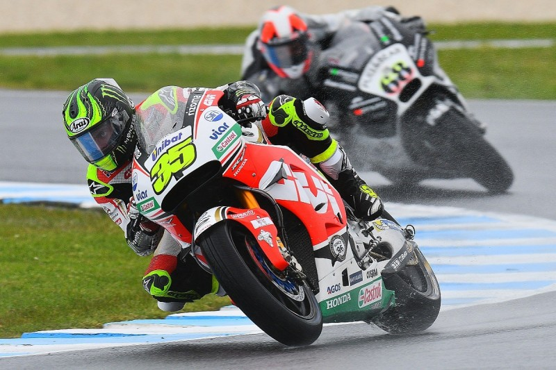 Crutchlow: Friday Australian GP conditions impossible for MotoGP