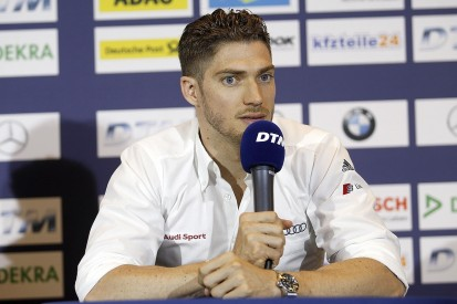 Audi DTM driver Mortara coy on potential 2017 move to Mercedes
