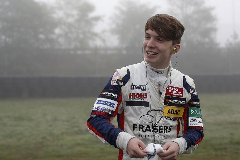 Dan Ticktum cleared for Macau Grand Prix after FIA observation
