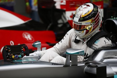 Lewis Hamilton 100% fit after missing F1 2017 tyre test with injury