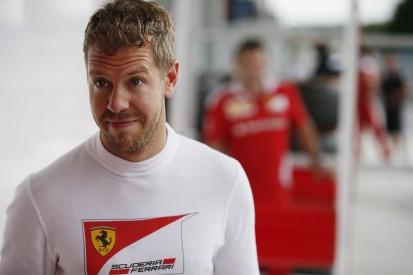 New Ferrari F1 contract talks not important - Sebastian Vettel