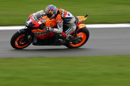 Nicky Hayden: Honda MotoGP team return already emotional