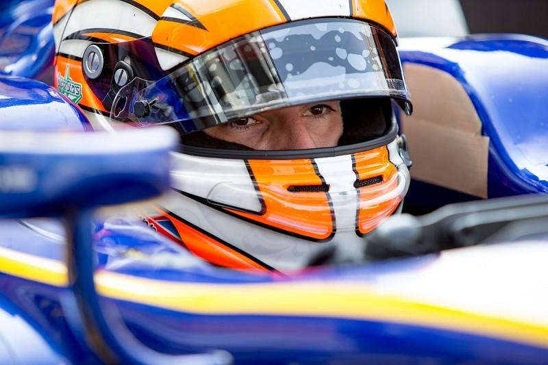Williams F1 junior Lynn lined up for Renault e.dams Formula E role