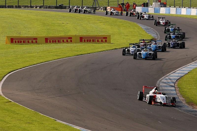 Pirelli to use 'British Formula 3' tyre for Macau Grand Prix