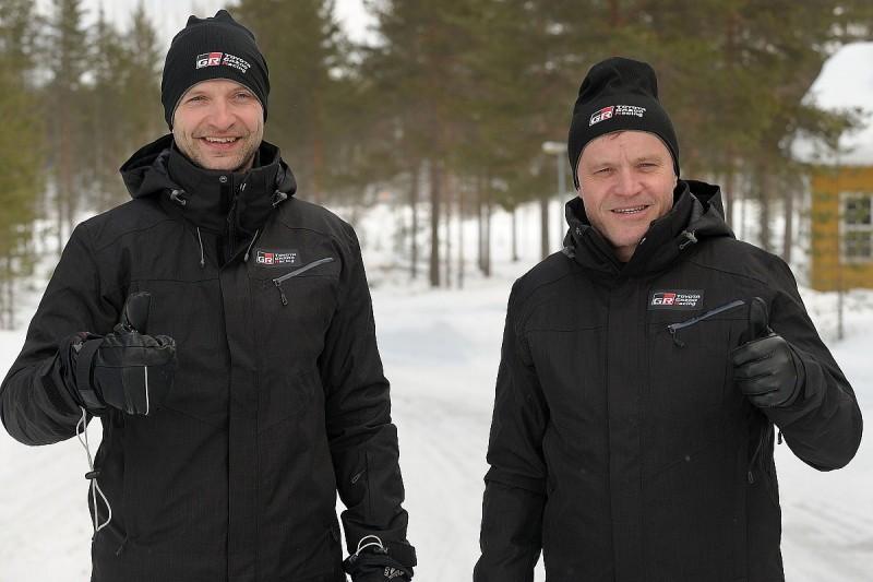WRC 2017: Juho Hanninen gets first seat in Toyota's new Yaris