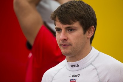 Jordan King to make F1 grand prix practice debut with Manor in US