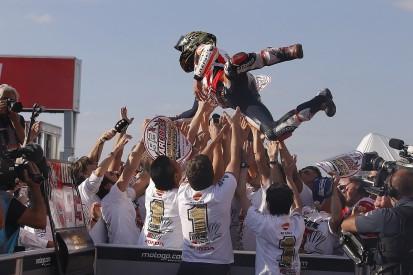 Marc Marquez didn't understand pressure before 2016 MotoGP season