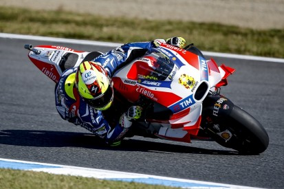 Barbera gets second works Ducati MotoGP chance with Iannone out