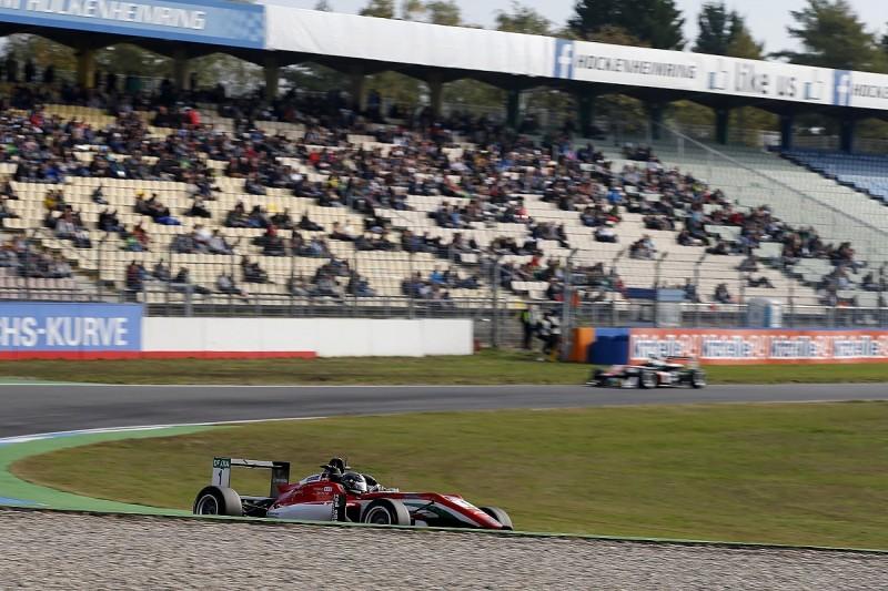 European F3 champion Stroll ends season with Hockenheim hat-trick