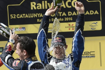 Sebastien Ogier clinches fourth title in style on Rally Catalunya