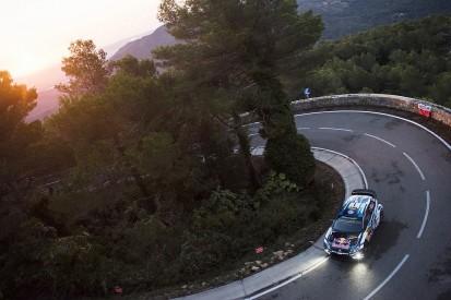 WRC Catalunya: Hyundai's Dani Sordo loses lead to Sebastien Ogier