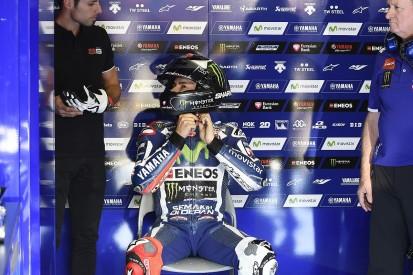 Jorge Lorenzo feared severe injury in Motegi MotoGP practice crash