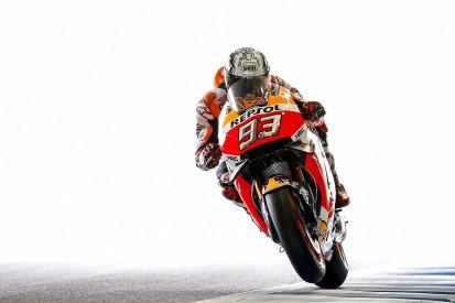 Moto GP Motegi: Yellows force Marquez to abandon pole bid