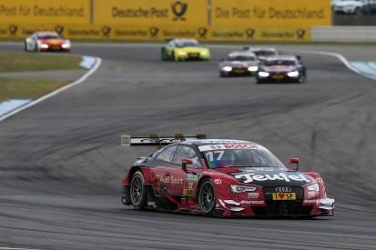 Molina wins DTM race one at Hockenheim as Mortara storms to third