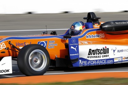 Euro F3 Hockenheim: Beckmann loses pole, Prema inherits front row