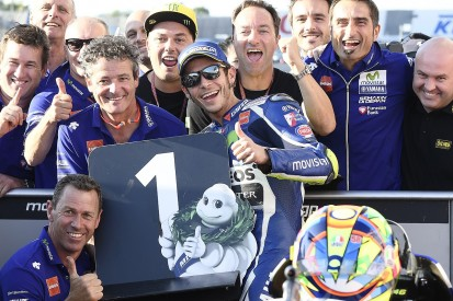 Motegi MotoGP: Valentino Rossi snatches surprise pole