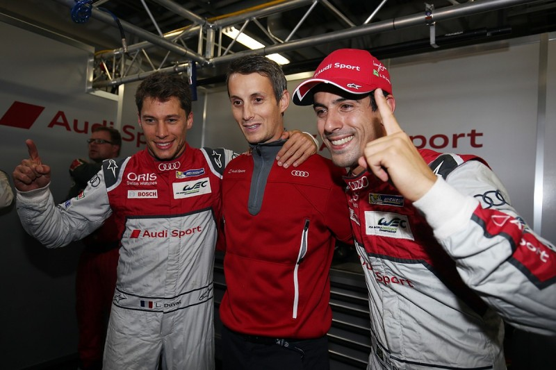 Fuji WEC: Audi narrowly denies Porsche and Toyota pole