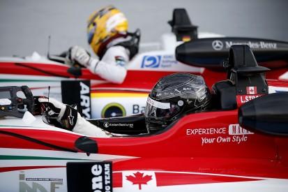 Hockenheim Euro F3: Stroll wins after clash with Prema team-mate