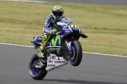 Valentino Rossi explains why MotoGP riders were crashing at Motegi