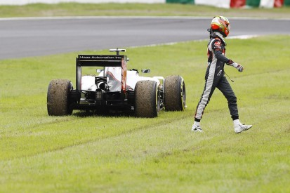 Esteban Gutierrez surprised by level of support from Haas F1 team