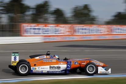 Euro F3 Hockenheim: Beckmann, 16, takes race-one pole