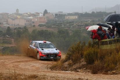 Rally of Spain: Dani Sordo takes lead from Sebastien Ogier