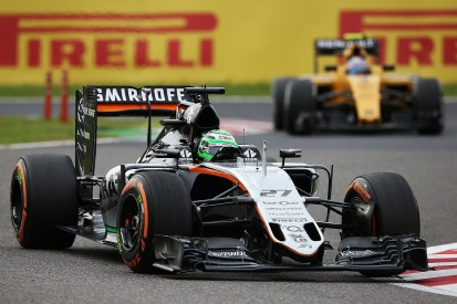 Nico Hulkenberg agrees F1 deal with Renault for 2017 season